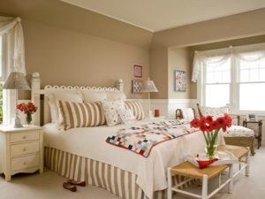 Top brown bedroom interior design photo by homedecorbuzz