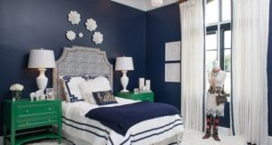 Blue Bedroom Designs, Photos, Decor Ideas