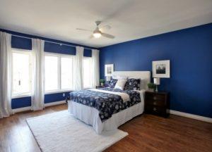 Best bedroom designs in blue color