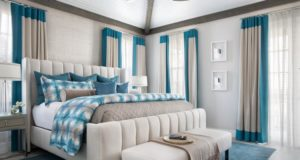 Amazing Blue Bedroom Designs, Photos and Decor Ideas