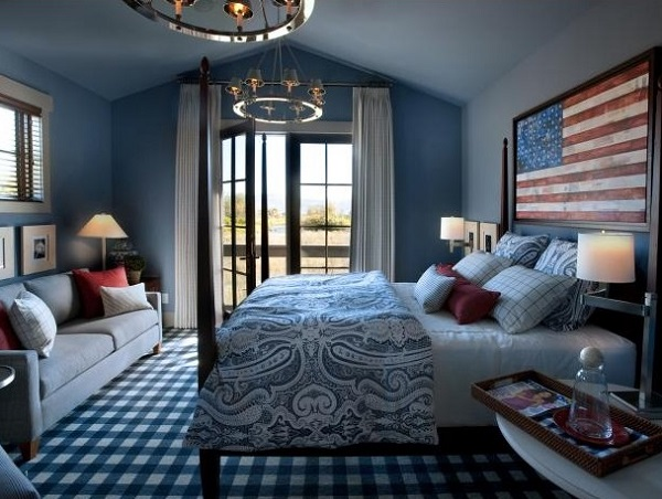 Amazing Blue Bedroom Designs, Photos and Decor Ideas | Home Decor Buzz