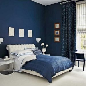 Blue bedroom interior design ideas by home decor buzz