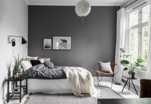 Best gray color bedroom interior designs