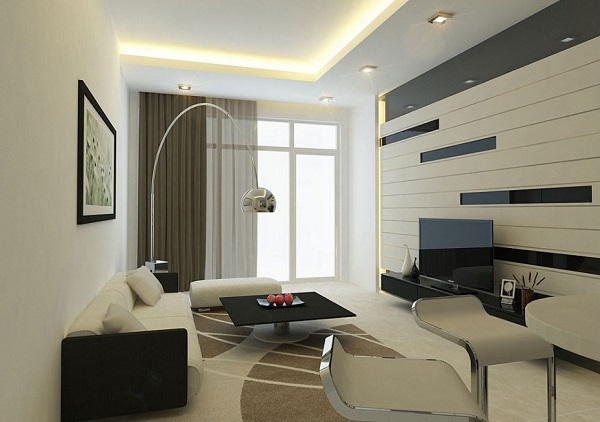 Elegant interior design ideas for living room