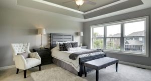 Gray Bedroom Designs, Interior Decor Ideas, Photos