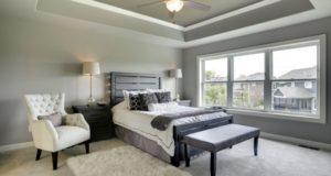 Gray Bedroom Designs, Interior Decor Ideas, Photos