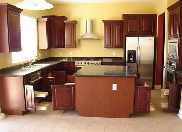 Beautiful Yellow And Brown Kitchen Interior Designs Home Decor Buzz