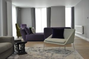 Hardwood flooring for family room decor