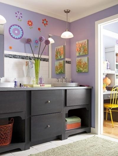 Children bathroom design ideas and pictures