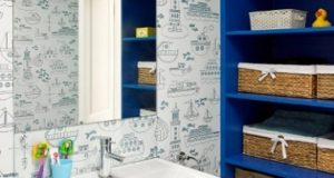 12 Ways to Designs Kid's Bathroom