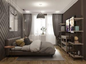 Latest modern bedroom design style