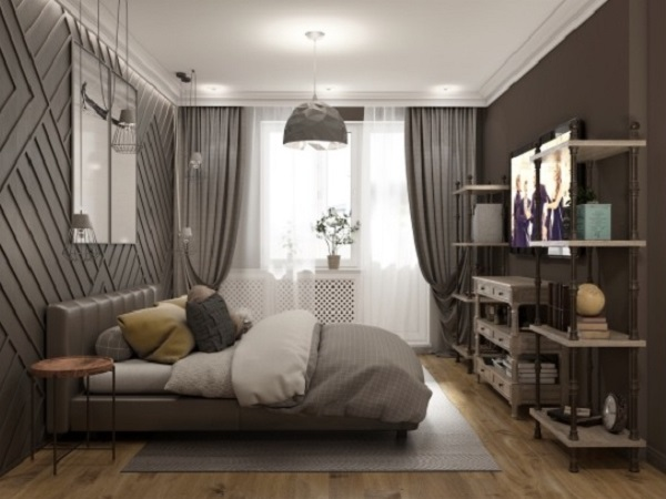 Latest modern bedroom design style