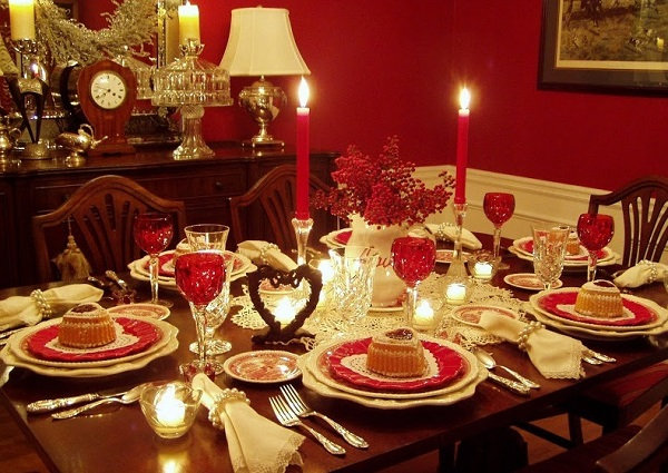 Best Romantic Table Decor Ideas for Valentines Day