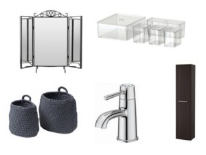 Bathroom products from IKEA for 2018
