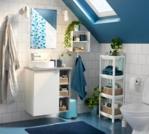 IKEA Budget bathroom from 2018 catalog