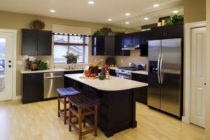 Laminate flooring to revamp kitchen
