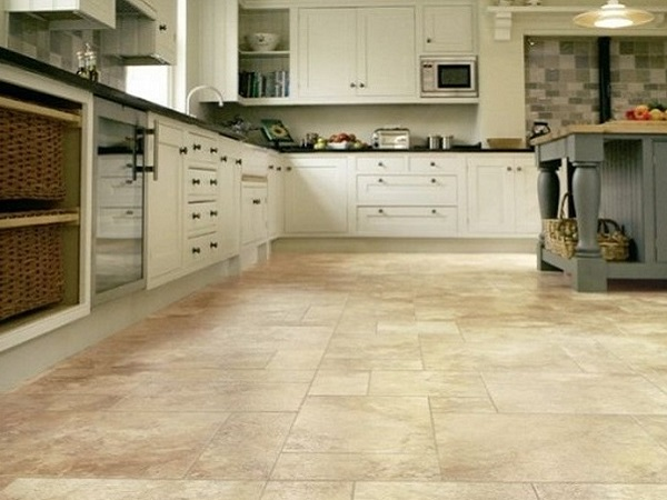 Vinyl Flooring to revamp kitchen