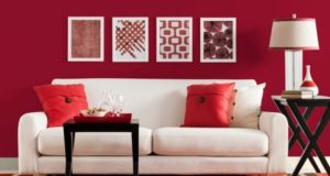 How To Design Your Home Interiors In Red Colour
