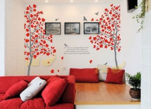 Decorate wall like professional home designer