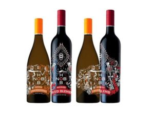 HobNob wines for halloween