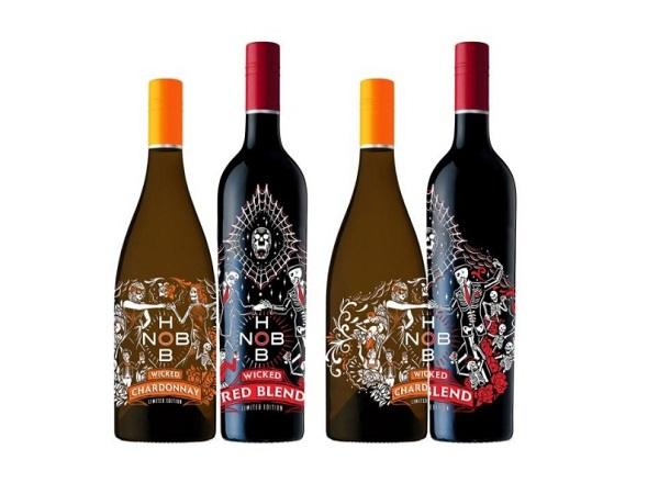 HobNob wines for halloween