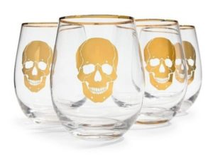 Spooky glasses for Halloween