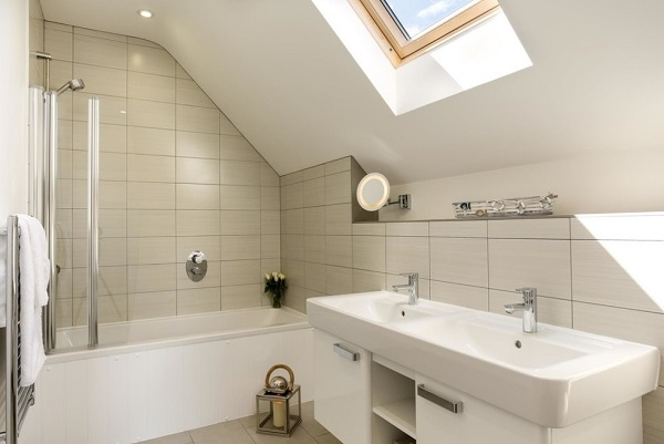Modern bathroom decor inspiration