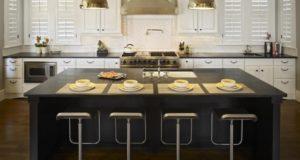 Black and White Kitchen Design Ideas, Photos