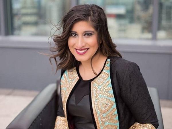 Interior Designer Tina Ramchandani from New York