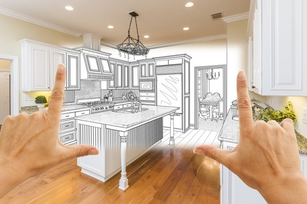How to design kitchen perfectly to host guests