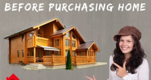 10 Things We Should consider before purchasing home
