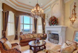 Amazing lighting fixtures for living-room decoration