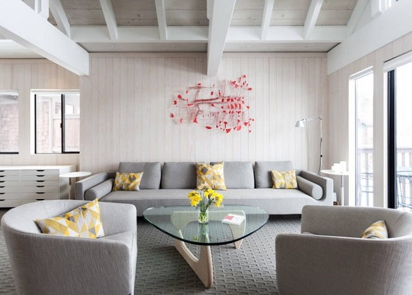 Wall art style for living room
