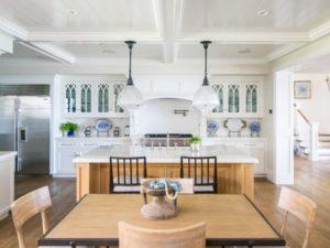 Beach style kitchen interior design by homedecorbuzz