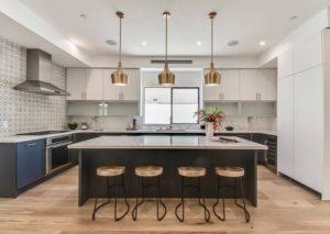 Beautiful beach style kitchen decor photos