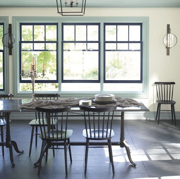 Benjamin Moore's color trends 2019