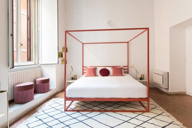 Beautiful bedroom design in Costaguti experience