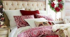 How to decorate Bedroom for Christmas