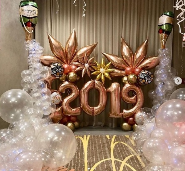 Home Decor Ideas for New Year 2019