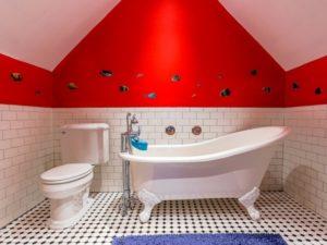 Clawfoot tub for bathroom by homedecorbuzz