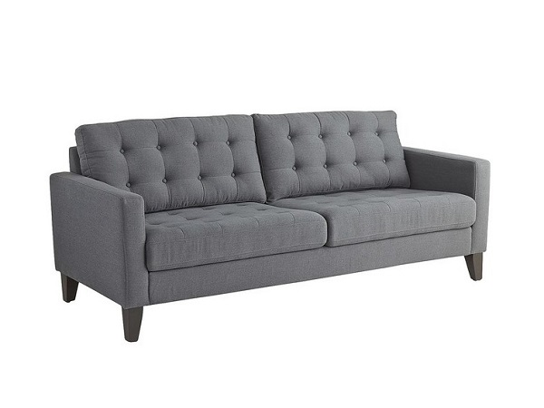 Contemporary mid-century modern sofa