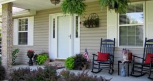 Top Ways To Decorate Your Porch Wall