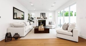 White Living Room Designs