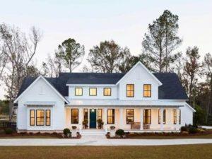 Farmhouse design photo