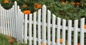 Garden Fencing Ideas Tips