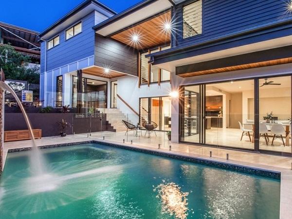 Swimming Pool at Home