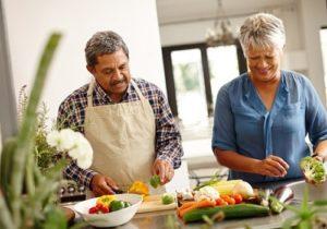 Vegetables Aid in Lowering Blood Pressure
