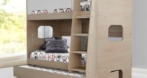 Importance and types of trio bunk bed